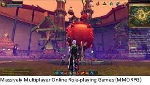 Massively Multiplayer Online Role-playing Games (MMORPG)
