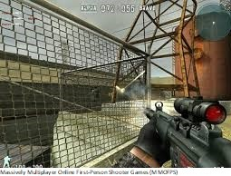 Massively Multiplayer Online First-Person Shooter Games (MMOFPS)