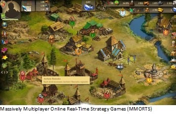 Massively Multiplayer Online Real-Time Strategy Games (MMORTS)