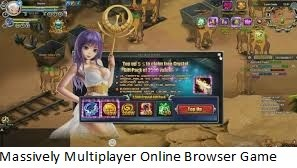 Massively Multiplayer Online Browser Game