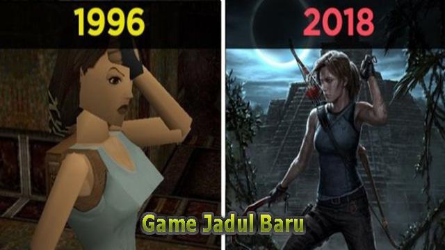 Game Jadul Baru : Perbedaan Game Dulu Dengan Game Model Sekarang
