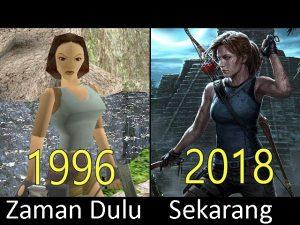 Perbedaan Game Zaman Dulu Dengan Sekarang