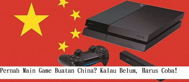 Game Buatan China