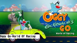 Oggy Go-World Of Racing