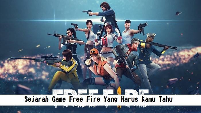 Sejarah Game Free Fire Yang Harus Kamu Tahu